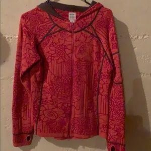Title Nine Zip-Up Sweater